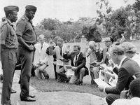 D'Idi Amin Dada à Paul Kagame : A chacun ses Blancs-menteurs. La preuve par l'image.