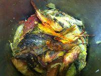 Soupe de poissons de tatie Nène