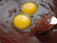 Brownie Saint-Morêt et chocolat