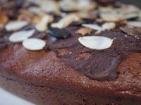 Fondant chocolat, dattes &amp&#x3B; amandes