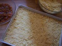 Torta sbriciolata con frutti