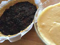 Gâteau basque de Madeleine
