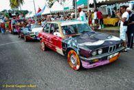 � Les bwadjaks du carnaval de la Martinique : qu'est-ce qu'une bwadjak de carnaval ? Martinique