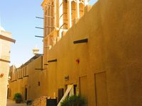 The Al Fahidi (Bastakiah) district to be discovered during a guided tour in Dubai