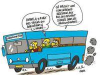 RESPECT&#x3B; à Charh et ses collègues dessinateurs qui voyaient bien plus vite toutes les combines politiciennes