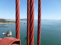 San Francisco: le Golden Bridge
