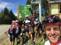 Notre p'tit Compte Rendu du stage à &quot&#x3B;allure modérée&quot&#x3B; dans les Pyrénées
