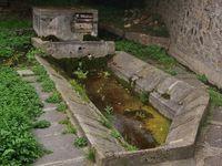 Plauzat   r du foirail  -  rte de St-Sandoux - place du lavoir.