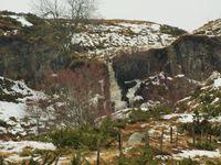 Rabouty  -  cascade d'issoire  -  Pont de Clamouze.
