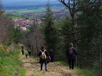 Châtel-Guyon: randonnée de la vallée des Prades