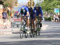 Narbonne (11) : Trophée de France des Jeunes Cyclistes