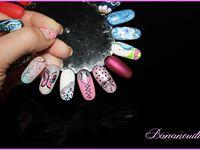 Reflets Nail Art