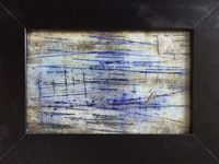 10x15cm - encres et pastel sur carton