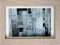 10x15cm - bandes toiles découpées