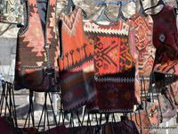 Vernissage, marché aux puces d'Erevan