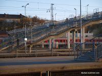 Gare de Vilnius - Trains de Lituanie