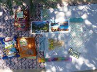 Bravo !! swap Fini !! * Swap d' ETE : &quot&#x3B;vacances: apéro ou picnic ?&quot&#x3B; fini
