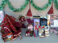 les Photos des cadeaux !!  * swap de l'Hiver : &quot&#x3B;l'Esprit de Noël&quot&#x3B; * dernièr article