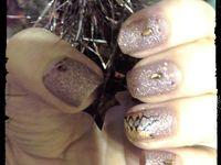 Nail Art chic et simple....