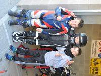 Premier Roulage de l'année avec l'Aspi-Racing du 21 et 22 Février. Super soleil mais beaucoup de vent....Un grand merci à Lionel et son équipe