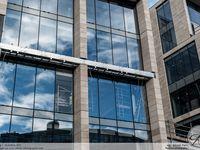 Le centre des affaires de la ville d'Edimbourg.