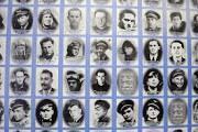 Hommage aux héros de Normandie-Niémen.