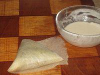 Briouates de foie