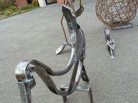Les sculptures soudées