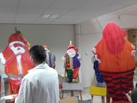 L'atelier d' Arts Plastiques du mardi (20:30 - 22:30)
