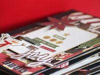 Journal de décembre 2014 - Simple Story #Cosy Christmas