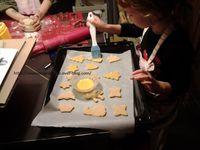 Biscuit de pain d'épices