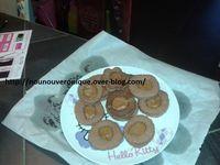 Lunettes chocolat-spéculoos