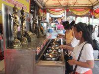 Ayutthaya, ancienne capitale du Siam