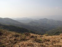 Chiang Rai, la pointe septentrionale et le triangle d'or