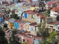 Valparaiso la colorée