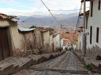 Cusco, le nombril inca