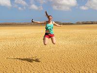 Le désert le plus au nord de l'Amérique du Sud