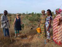 Silence, ça pousse... Les jardins des femmes à Afrika Mandela Ranch