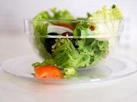RBDRINKS® - Saladier Transparent ou Blanc (BOL)