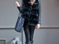 6 Cool Ways to Wear a Faux Fur Vest