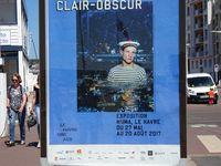Exposition de Pierre et Gilles Clair Obscur au MuMa du Havre