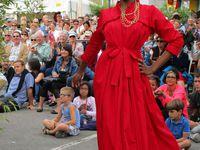 Le défilé de mode organisé par la Guadeloupe