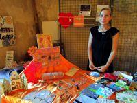 Trôo : des créateurs dans les caves communales