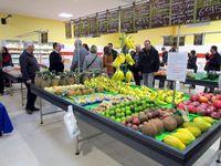 L'inauguration de Prim'Fruits