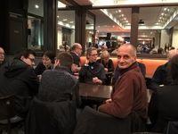 Les militants de tous les cantons de Saint-Etienne se sont retrouvés hier soir pour un apéritif dînatoire en compagnie des élus.