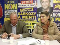 Réunion mensuelle du Bureau du FN42 : beaucoup d'actions à venir !