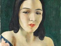 Anita Rée - artiste allemande.