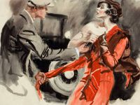 James Montgomery Flagg, illustrateur.