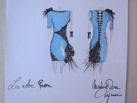Croquis Les Demoiselles by marie 2011