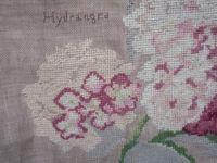 Hydrangea-DMC - FINI